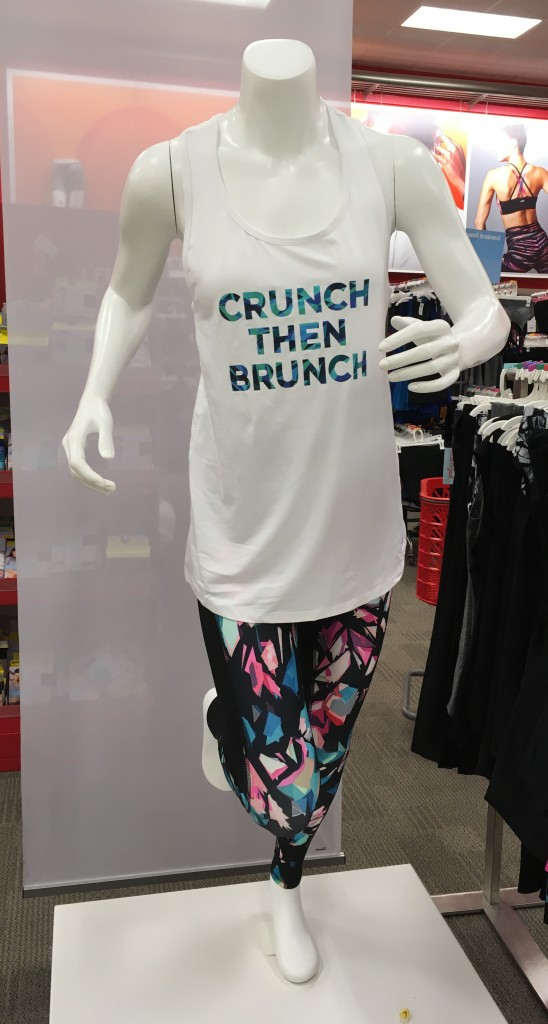 Crunch then Brunch
